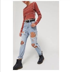 BDG Mom Jeans Rebel
